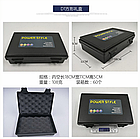 """Бокс / футляр / коробка / кейс для хранения """"E-SMARTER"""" водоупорный с поролоном внутри и темляком / шнурком, фото 5"""