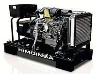 Трехфазный дизельный генератор HIMOINSA HYW-8T5 (6,9 кВт)