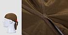 Бандана «North Flag» на завязках не эластичная воздухопроницаемая COOLMAX / защита затылка от солнца / ED, фото 6