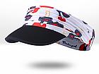 Повязка спортивная эластичная / кепка / визор с мягким козырьком из неопрена «NorthFlag» EV 20-58, фото 4
