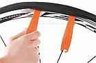 Лопатки бортировочные армированные цветные (бортировки / монтажки) для снятия вело-покрышек, фото 5