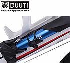 Крепление «DUUTI» для вело насосов на раму велосипеда / 2 модели, фото 7