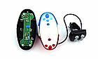 Сигнал на руль + мигалка полицейская 2-в-1 с выносным пультом на 4 кнопки (4 вида сигнала), фото 6