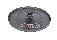 Чугунная крышка пресс круглая Биол 21,5 см 11242