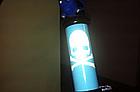 Наклейки універсальні світловідбиваючі «Череп» (6 кольорів), фото 5