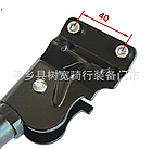 """Подножка велосипедная стальная на перо к стационарному разъему (между винтами 40 мм): 20"""" / 24"""" / 26"""" / 27.5"""", фото 7"""