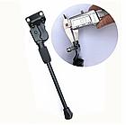 """Подножка велосипедная стальная на перо к стационарному разъему (между винтами 40 мм): 20"""" / 24"""" / 26"""" / 27.5"""", фото 8"""