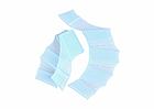 Рукавички з перетинками для плавання з силікону / ласти для рук для дорослих і дітей (3 кольори), фото 7