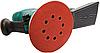Шлифмашина орбитальная эксцентрик Зенит ЗШО-600 2П профи (125 мм, 150 мм), фото 6