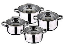 Набор посуды 8 предметов Renberg RB-2330