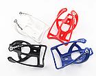 Флягодержатель велосипедный / крепление для фляги пластик / диаметр фляги до 80 мм / 50 г / 4 цвета, фото 2