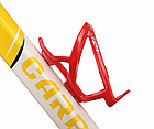 Флягодержатель велосипедный / крепление для фляги пластик / диаметр фляги до 80 мм / 50 г / 4 цвета, фото 4