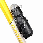 Флягодержатель велосипедный / крепление для фляги пластик / диаметр фляги до 80 мм / 50 г / 4 цвета, фото 6