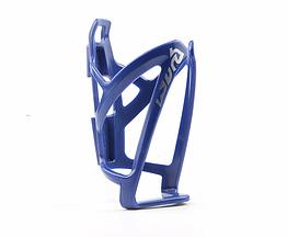 Флягодержатель велосипедный / крепление для фляги пластик / диаметр фляги до 80 мм / 50 г / 4 цвета СИНИЙ