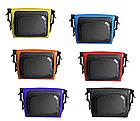 Сумка нарульная / гермомешок / сумка на кермо / велосумка побутова похідна водоупорная кольорова (6 кольорів), фото 2