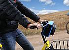 Сумка нарульная / гермомешок / сумка на кермо / велосумка побутова похідна водоупорная кольорова (6 кольорів), фото 8
