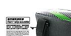 """Сумка на раму изогнутая «B-SOUL» DT3006 быстросъемная водоупорная с таблом / сенсорной областью до ~5.6"""", фото 8"""