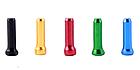 Концевик обжимной АЛЮ «MUQZI» для тросов линий тормозов и скоростей цветные (5 цветов), фото 2