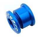 Бонки кольорові «MUQZI» АЛЮ 7075 ЧПУ CNC для шатунів (для систем на одну / дві зірки) ПОШТУЧНО, фото 5