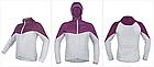 Дощовик / куртка вітровка KINGBIKE L115 / L114 ПОЛЕГШЕНА (90 г) +капюшон +кишеня, фото 4