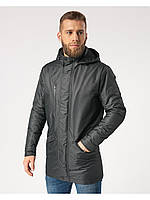 Мужская куртка ветровка Riccardo ПЛ Черный