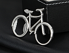 Відкривачка декоративна / брелок на ключі у вигляді вело велосипеда, фото 5