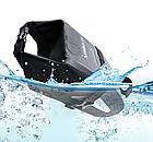 Сумка вело підсідельна водоупорная / гермомешок NEWBOLER 3Л герметичний водонепроникний каркасний, фото 4