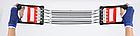 Еластичний Бандаж зігріваючий для кисті / кистьова компресійна пов'язка, фото 3