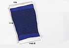 Еластичний Бандаж зігріваючий для кисті / кистьова компресійна пов'язка, фото 4