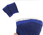 Еластичний Бандаж зігріваючий для кисті / кистьова компресійна пов'язка, фото 5