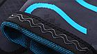 Наколінник компресійний / еластичний бандаж для племени / зігрівальна пов'язка з силіконовою смугою, фото 7