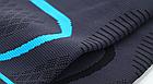 Наколінник компресійний / еластичний бандаж для племени / зігрівальна пов'язка з силіконовою смугою, фото 8