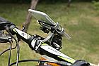 Крепление вело на руль для телефона АЛЮ с высокими бортами (для толстых устр-в, толщина до 15 мм) ± ПОВОРОТНОЕ, фото 7
