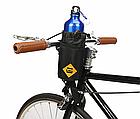 Сумка на вело руль / термо-чехол под флягу до 1 Л (два размера) «B-SOUL» YA263 вертикальный цилиндрический, фото 2