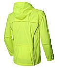 Куртка дождевик «Outto» 180012 трансформер 2-в-1 жилет с капюшоном вело дорожная походная, фото 3