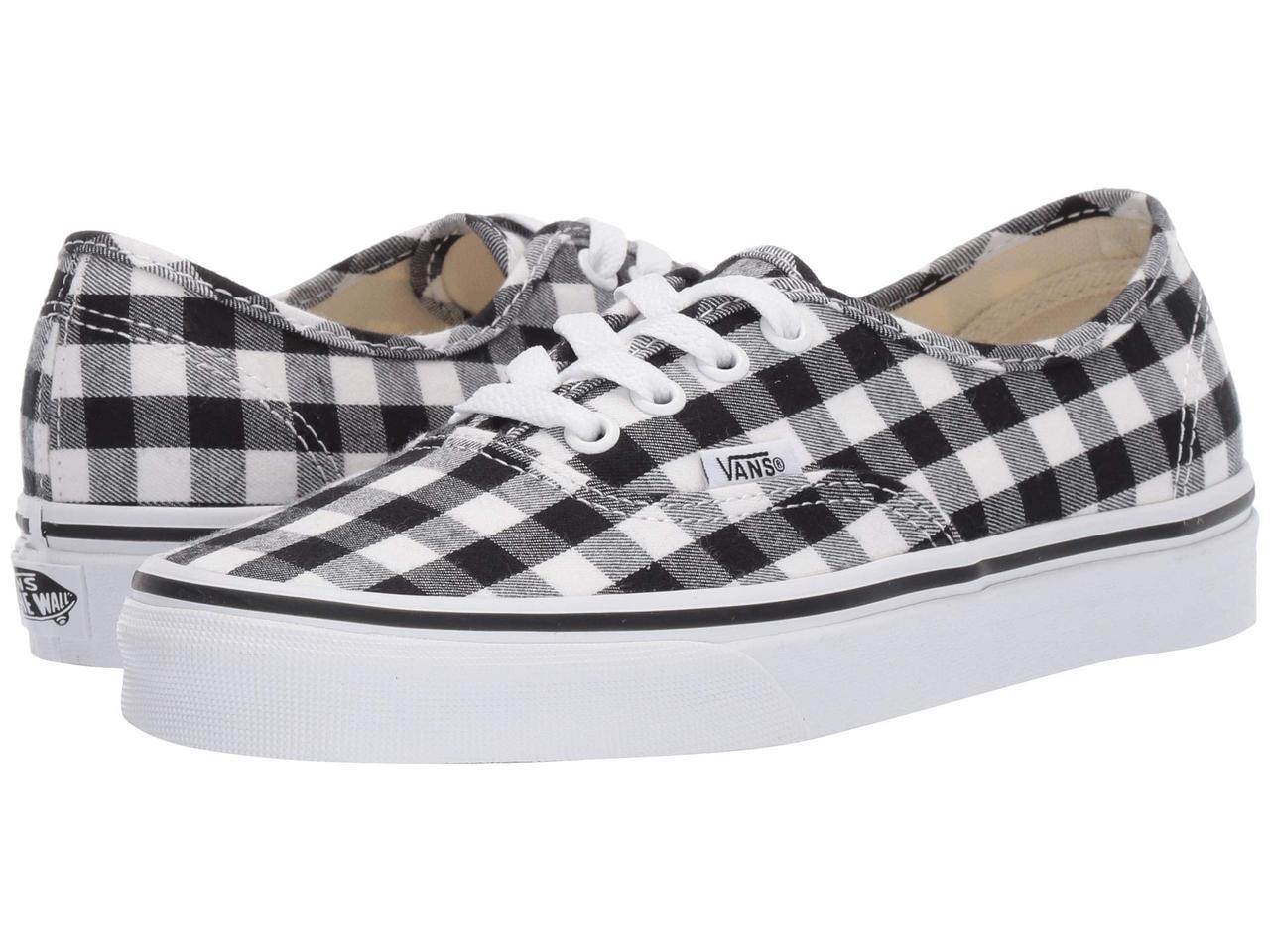 Кроссовки/Кеды Vans Authentic™ (Gingham) Black/True White