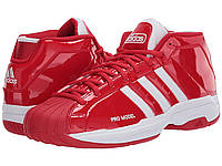 Кроссовки/Кеды adidas Pro Model 2G Scarlet/Footwear White/Scarlet, фото 1