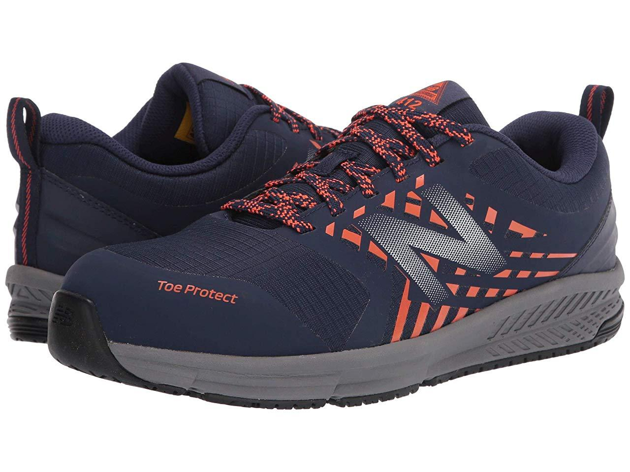 Кроссовки/Кеды New Balance 412 ESD Team Navy/Team Orange