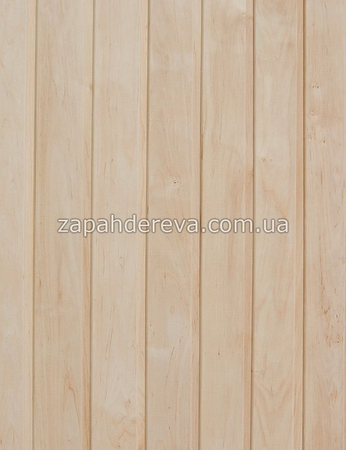 Вагонка дерев'яна сосна, вільха, липа Свердловськ