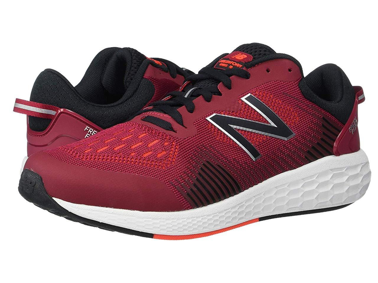 Кроссовки/Кеды New Balance Fresh Foam Cross TR MXCTRv1 Neo Crimson/Neo Flame