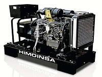 Трехфазный дизельный генератор HIMOINSA HYW-17T5 (13,6 кВт)
