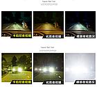 Окуляри HD Vision UV400 анти-фари для водіння жовті з поляризацією покращена оправа / панорамний огляд, фото 7