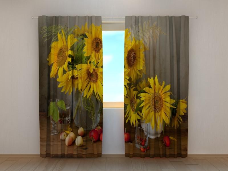 Фото штори Сільський натюрморт 250 х 260 см