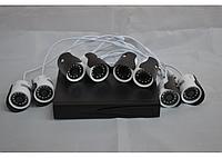 Комплект камер видеонаблюдения D001 (8 камер)