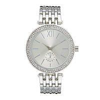Жіночий годинник Anna Field 1f4yy Silver - 189115