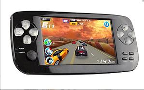 Ігрова приставка портативна KIII + 3000 вбудованих ігор + 16 гб пам'ять + камера