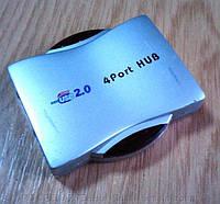 USB 2.0 хаб 4Port, фото 1