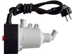 Что такое электрический предпусковой подогреватель двигателя?
