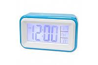 Часы электронные настольные говорящие с подсветкой Atima AT-608Е