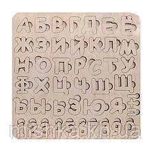 Вкладыш Алфавит и Цифры (РУС)